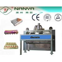 Automatic Egg Carton Machine with Reciprocating Moulding Pulp Machine 2800Pcs/H Manufactures