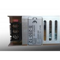 12 Volt Power Supply For Led Lights, Constant Current Power Supply For Fabric Light Box Manufactures