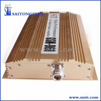 China GSM cell phone signal repeater 900mhz/coverage 500m2/23dBm on sale