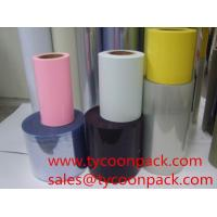 Quality Colored PVC Film for sale