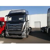 China HYUNDAI 440hp 6*4 Drive Used Tractor Truck 120km/H Max Speed 2016 Year on sale