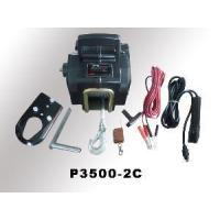 Yacht Winch (P3500-2c) CE Approved Manufactures