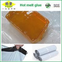 High Temperature Hot Melt Adhesive For Courier Bag / Express Bag Bonding Manufactures