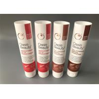 Cosmetic White Tube Packaging 50ml Co-Extruded BB Cream Light Medium Light Manufactures