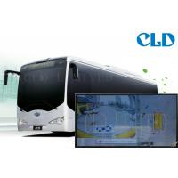 Quality 360 Bird View Parking System for Buses and Trucks with IR Function, Around View Monitoring System for sale