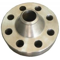 316L 304 Stainless Steel Welding Neck Flanges / WN Flange for Construction Manufactures