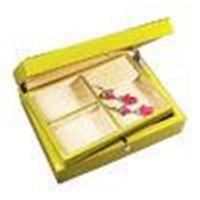 Eco friendly Embossing cardboard earring jewelry gift boxes with lids Manufactures