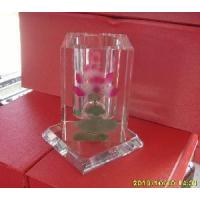 Crystal Rotatable Pencil Vase Manufactures