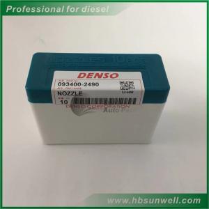 Original Denso fuel injector nozzle 093400-2490, DLLA160SND249 Nozzle tip