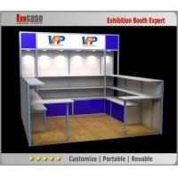 Standard Expandable Modular Exhibits Heavy Duty For Fairs Advertising Manufactures