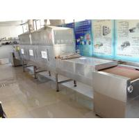 Continuous Belt Type Spice Dryer Machine Industrial Sterilization Equipment Manufactures