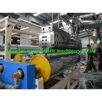 high quality of LLDPE Plastic Film Making machine with single screw extruder Manufactures