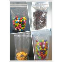 Shaped Stand Up Zipper Snack / Cookies Snack Bag Packaging Manufactures