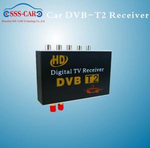 China car dvb t2 digital tv receiver on sale