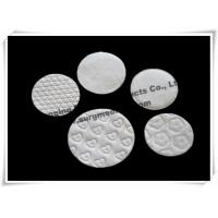 China Medical Absorbent Cotton Cosmetic Make Up Sponges / Soft Touch Facial Cotton Pad on sale