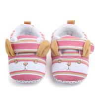 Cute cheap soft cotton cartoon shoes lovely infant animal baby boots Manufactures
