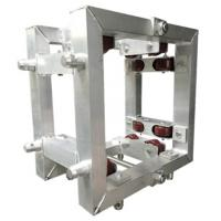 Quality Light Weight / Durable Lighting Truss Parts Coupling System For SN289cm*289cm for sale