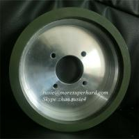 Quality 6A2 resin bond diamond grinding wheel for tungsten carbide for sale
