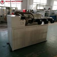 Double Color ABS / PC Tube Extrusion Line SJ-50/28 Extruder Type Energy Saving Manufactures