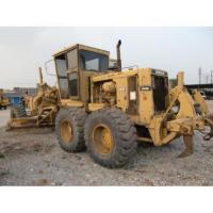 Used Motor grader Caterpillar 140G Manufactures