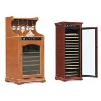 China VinBro Wine Cellar Cabinets,Classic Electronic Wine Coolers on sale