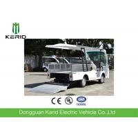 AC Motor Driven 7.5kW Electric Cargo Van For Transportation Manufactures