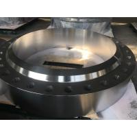 China Compact Design Alloy Steel Forged Flange F321H F316L For Chemical Reactor on sale