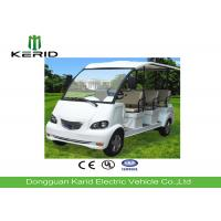 Outdoor 8 Seats Electric Tourist Bus Battery Powered Sports Style Design Manufactures