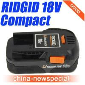 Ridgid 18V Compact Li-ion Battery 18Volt Lithium Batteries R840084 Manufactures