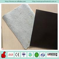 China Roofing construction epdm rubber waterproofing membrane materials on sale