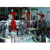 China Spider Hand Robot Automatic Box Packing MachineFor Carton Encasing System on sale