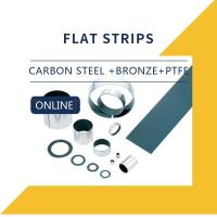 PTFE Slide Bearing Plates & Strips Composite Bearings Cylindrical Bushings DIN 1494 Manufactures