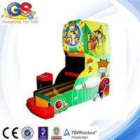 China Fancy Bowling game machine on sale