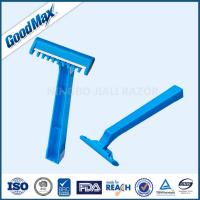 Twin Blade Medical Razor Disposable With Ergonomically Designed Handle Manufactures