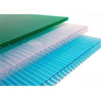 Gym Roof Lighting Polycarbonate Insulated Roofing Sheets Sound Barrier Board Manufactures