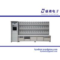 Error testing with Counting funcation 48 Seats Single Phase Electronic meter test bench Manufactures