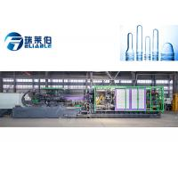 High Strength Auto Injection Molding Machine 1600 KN Clamping Force Manufactures