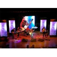 China Video Wall Stage LED Screens , Led Message Boards Displays 600Hz on sale