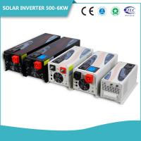 China 6000 Watt Pure Sine Wave Inverter , 6000 Watt Solar Inverter Remote Control Function on sale