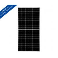 China Half Cell PV Mono Solar Panel , Monocrystalline Solar Cell Solar Energy Systems Home on sale