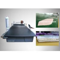 Sensitive Cloth CO2 Laser Cutting Machine With Powerful Integration Software Manufactures
