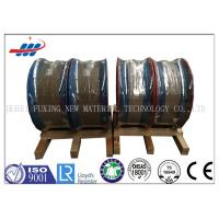 Non - Alloy Copper Coated Mig Wire Steel Rod For Radial Tire , OEM Service Manufactures