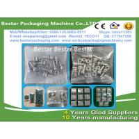 China screw pouch making machine. Screws packing machine,screws packaging machine , screws filling machine from Bestar pack on sale