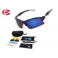 Full Set Interchangeable Lens Sunglasses Outdoor Sport Goggles With OEM Manufactures