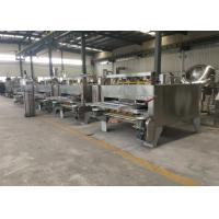 Durable Flat & Rotary Peanut Roaster With Digital Temperature Controller Manufactures