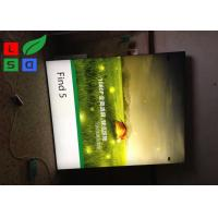 80mm LED Fabric Light Box Led Outdoor Light Box For Adversiting In Shops , Malls and Stores Manufactures