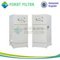 FORST Industrial Dust Collector Equipment Gas Filtration  Cartridge Dust Collector