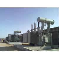 Outdoor Industrial Electric Power Supply Transformer 3 Winding 66kV 5000kVA Manufactures