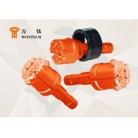 High Rigid Rock Drill Rods And Hammer , Concentric Overburden Drilling Systems Manufactures