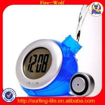 2014 China active water clock manufacturers Manufactures